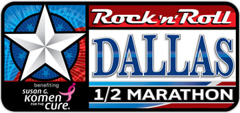Rock 'n Roll Dallas Half Marathon
